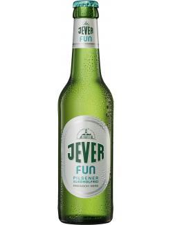 Jever Fun alkoholfrei (Mehrweg)