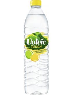 Volvic Touch Erfrischungsgetränk Zitrone-Limette