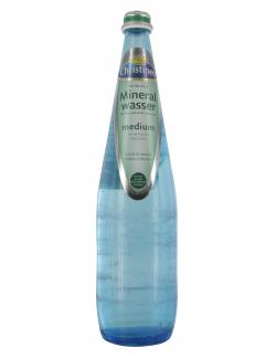 Christinen Mineralwasser medium (Mehrweg)