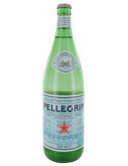 San Pellegrino Mineralwasser natur (1 l) - 8002270011016