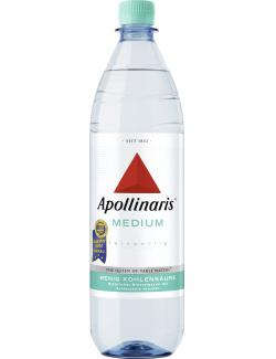 Apollinaris Mineralwasser medium (Mehrweg)
