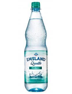 Emsland Quelle Mineralwasser medium (1 l) - 4001217003514