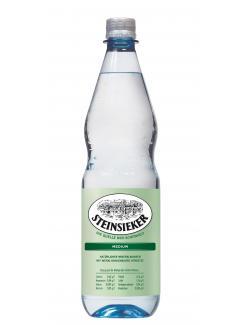 Steinsieker Mineralwasser Stille Quelle Medium (Mehrweg)