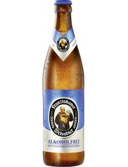 Franziskaner Weissbier alkoholfrei (Mehrweg)