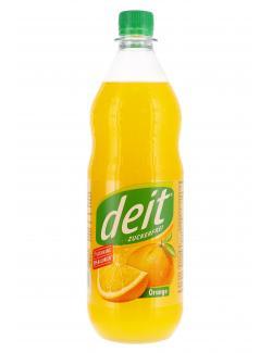 Deit Orange zuckerfrei (Mehrweg)