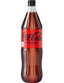 Coca Cola Zero (1 l) - 5449000134264
