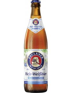 Paulaner Hefe-Weißbier alkoholfrei (Mehrweg)
