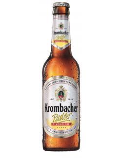 Krombacher Radler alkoholfrei (Mehrweg)