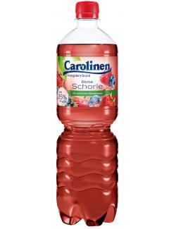 Carolinen rote Schorle (1 l) - 4012297070211