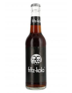 Fritz-Kola Koffeinhaltige Limonade (330 ml) - 4260107220015