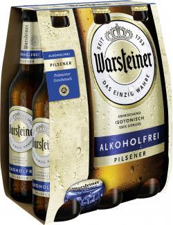 Warsteiner Alkoholfrei isotonisch (Mehrweg)