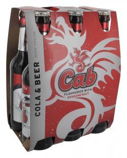 Cab Cola & Beer (Mehrweg)