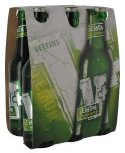 Veltins V+ Lemon (6 x 0,33 l) - 4005249006352