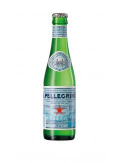 San Pellegrino Mineralwasser natur mit Kohlensäure (Mehrweg)