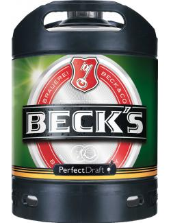 Beck's Pils Perfect Draft Partyfass (Mehrweg)