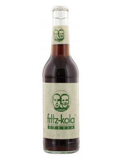Fritz-Kola Stevia (330 ml) - 4260107220831