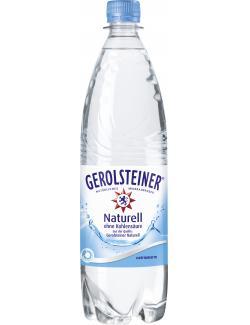 Gerolsteiner Mineralwasser naturell (1 l) - 4001513001016