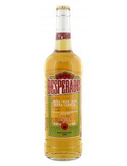 Desperados Bier + Tequila (Mehrweg)