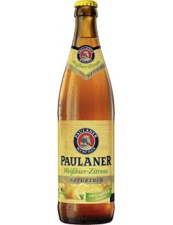 Paulaner Weißbier-Zitrone (Mehrweg)