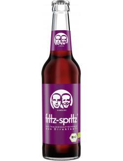 Fritz-Spritz Bio-Traubensaftschorle (Mehrweg)