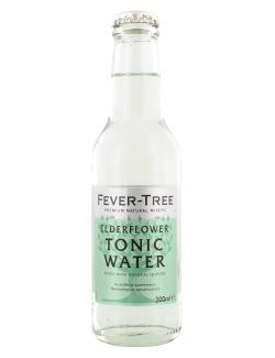 Fever-Tree Elderflower Tonic Water (200 ml) - 5060108450843