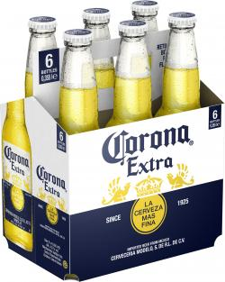 Corona Extra Bier (6 x 0,36 l) - 7501064191527