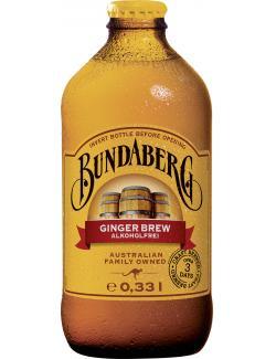 Bundaberg Ginger Beer alkoholfrei (Mehrweg)