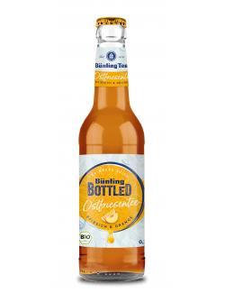 Bünting Bottled Ostfriesentee Pfirsich & Orange (Mehrweg)