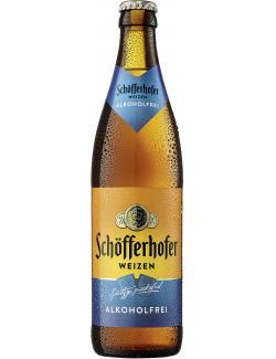 Schöfferhofer Hefeweizen alkoholfrei (Mehrweg)