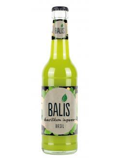 Balis Basilikum Ingwer Drink (Mehrweg)