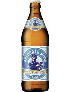 Arcobräu Moos Mooser Liesl Helles Bier (Mehrweg)