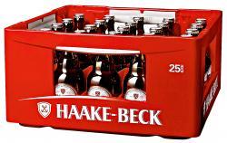 Haake Beck Pils 25er (Mehrweg)