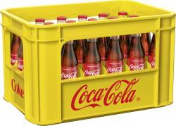 Coca Cola Classic Glas (Mehrweg)