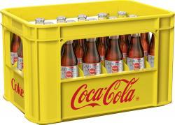 Coca Cola Light Glas (Mehrweg)