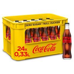 Coca Cola Zero Sugar (Mehrweg)