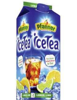 Pfanner Ice Tea Lemon-Lime