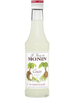 Monin Sirup Cocos (250 ml) - 4008077744083