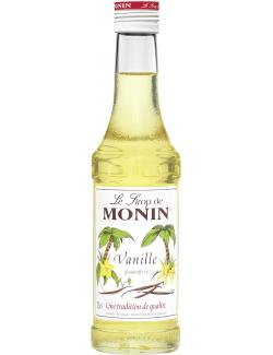 Monin Sirup Vanille (250 ml) - 4008077744212