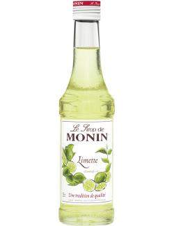 Monin Sirup Limette (250 ml) - 4008077744434