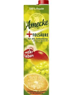 Amecke + Vitamine Folsäure für Zellbildung