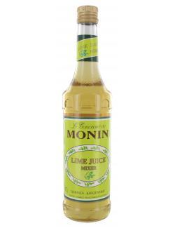 Monin Konzentrat Lime Juice Mixer (700 ml) - 4008077741419