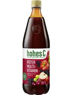 Hohes C Roter Multivitamin