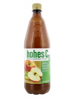 Hohes C Apfel naturtrüb mit Acerola