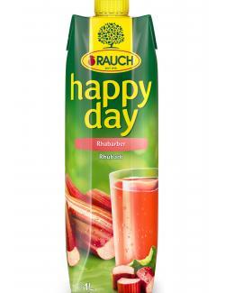Rauch Happy Day Rhabarber