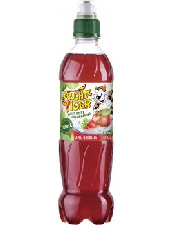 Frucht Tiger Apfel-Erdbeere (500 ml) - 4045145540604