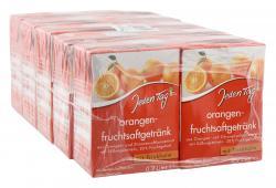 Jeden Tag Orangen-Fruchtsaftgetränk Trinkpäckchen (10 x 0,20 l) - 4306188048152