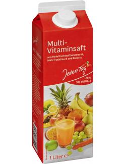 Jeden Tag Multivitaminsaft