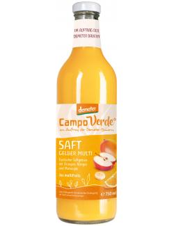Campo Verde Demeter Saft Gelber Multi