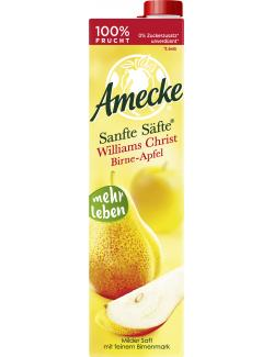 Amecke Sanfte Säfte Williams Christ Birne-Apfel
