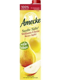 Amecke Sanfte Säfte Birne-Apfel